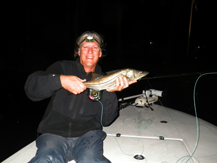 Florida Snook Fishing