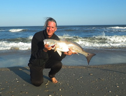 North Carolina Surf Fishing