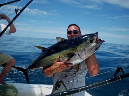 Cape Cod Tuna Fishing