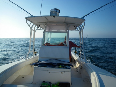 Nantucket Tuna Fishing