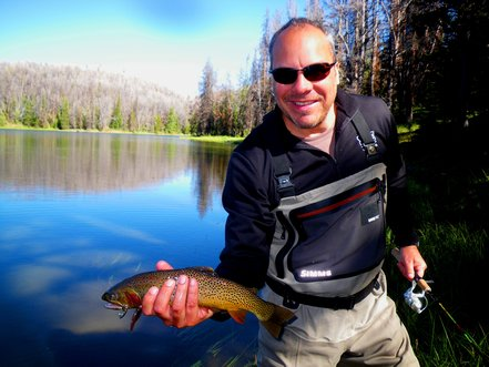 Wyoming Trout Fishing