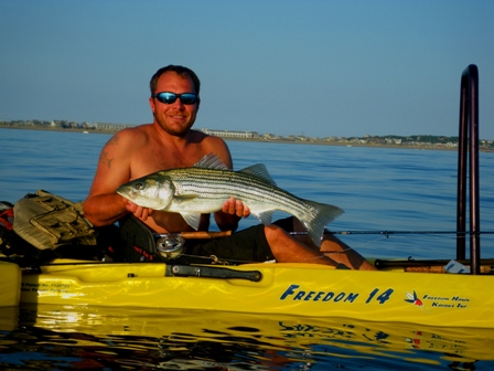 Cape Cod Freedom Hawk Fly Fishing