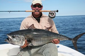 Fly Fishing For Bluefin Tuna